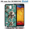 3D Case for Samsung Note3 (N3- V634)