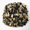 100% Natural puro Air Dried White Back Black Fungus Slice para Delicious Food