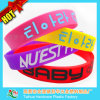 Custom Rainbow Fashion Silicone Wristband with Thb-023
