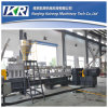 Water-Cooled Brace Granulating Plastic Extrusion Granulator Unit