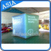 Laster Custom Printing Inflatable Floating Advertising Cube Balloon