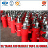 Side-Dumping Telescopic Hydraulic Cylinder for Dump Trailer