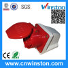 115/125 Waterproof Surface Mounted Socket with CE