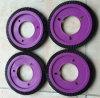 0.4mm Black PBT Wheel Textile Brush for Lk Machine (YY-608)