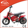 250W Motor Chain Driver Mini Electric Scooter with Acid Battery