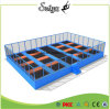 Safety Outdoor Square Trampoline with Net