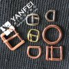 Colorful Metal Belt Pin Buckles Custom