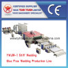 Stiff Waddings and Glue Free Waddings Production Line