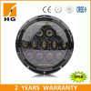 7inch LED Headlight with 4D Reflector LED DRL Headlight