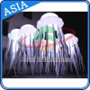 Hanging Inflatable Jellyfish with LED Light for Party Decoration