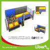 Kids Indoor Trampoline with Climbing Wall, Foam Pit