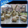Inflatable Army Camouflage Paintball Bunkers