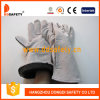Ddsafety 2017 Natural Cow Split Welding Work Gloves