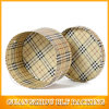 Decorative Round Cardboard Boxes with Lids (BLF-GB539)