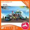 Latest Design Plastic Special Outdoor Children Playground Equipment