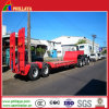 2 Axles 13m Length 40tons Gooseneck Low Bed Truck Trailer for Sale