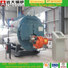 Oil Gas Fired Steam Boiler / Diesel Burners Steam Boiler