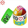 Cheap Custom Silicone Wristband Bracelet Fashion Wristbands (XY-MXL72905)