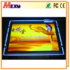 Carved Logo Slim Crystal LED Light Box for Advertising (CDH03-A3L-01)