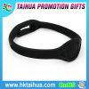 Promotional Bulk Custom Charm Silicone Bracelet