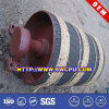 Rubber Roller Skate Wheel with Shaft