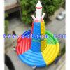 PVC Rock Inflatable Climbing Wall/Amusement Park Inflatable Rock Climbing Wall