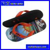 Wholesale Colorful Hot Print PE Male Footwear (14A197)