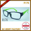Trade Assurance Wholesale Clear Plastic Frame Reading Glasses (R176)