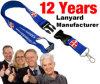 Professional Manufacturer of Lanyard with Logo Design