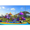 Outdoor Playground--Small Earth Guard Series, Children Outdoor Slide (XYH-MH016)