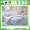 100% Cotton 1cm Stripe Hotel/Home Bedding Set Bed Sheet