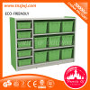 Kids Plastic Bedroom Furniture Storage Box