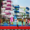 Inner Tube Open Spiral Water Slide