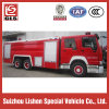 6X4 HOWO 16000L Water Foam Fire Truck