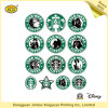 Starbucks Adhesive Sticker and Label (JHXY-AS0002)