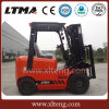 Ltma Diesel Forklift 1.5 Ton Small Forklift Work in Container