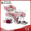 Three Layers Co-Extrusion Film Blowing Machine