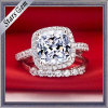 Good Quality Forever Love Fashion Engagement Ring Jewelry