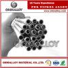China Made Brand Ohmalloy Seamless Heating Alloy Cr20ni80 Tube / Pipe Ohmalloy 109