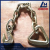 USA Standard Chain with Grab Hook and Delta Ring