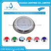 316 Stainless Steel Resin Filled Surface Mounted Swimming Pool Light Underwater Lamp