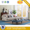 Italy Design Classic Wooden Office Furniture Leather Office Sofa (HX-SN8052)