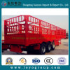 High Quality Fence Cargo Transport Stake Semi Trailer for Sale