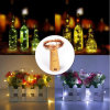 Z30 20 LED 2m Copper Wire Wine Bottle Cork String Light