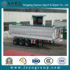 3 Axles 20m3 Dump Truck Tipper Trailer