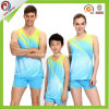 2018 Hot Sale Sublimated Wholesale Custom Men Women Gym Singlet