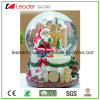 Crystall Ball Snow Globe Christmas Waterglobe Figurine for Home Decoration, Custom Water Globe