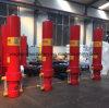 Multi Stage Long Stroke Steel Scissor Lift Hydraulic Cylinders