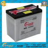 12V45ah Auto Battery for Dry Charge Type