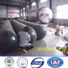 Light and Flexible Pneumatic Rubber Pipe Formwork